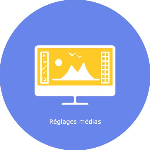 reglage-medias-wordpress